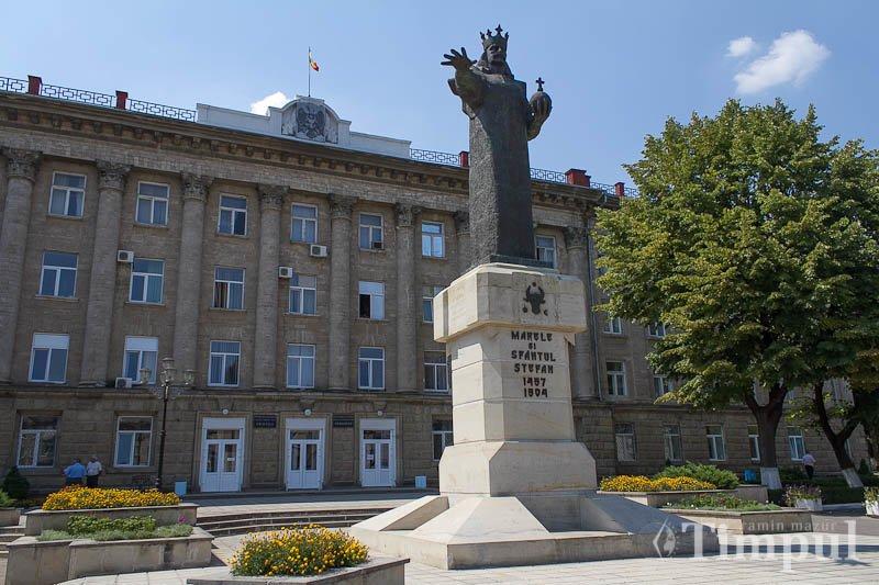Григоришин призвал парламент принять Закон о статуте Бельц