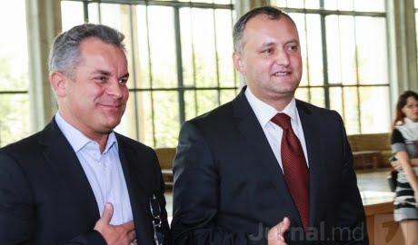 Молдавия: Партия Додона не пошла на диалог с правыми о смещении Плахотнюка