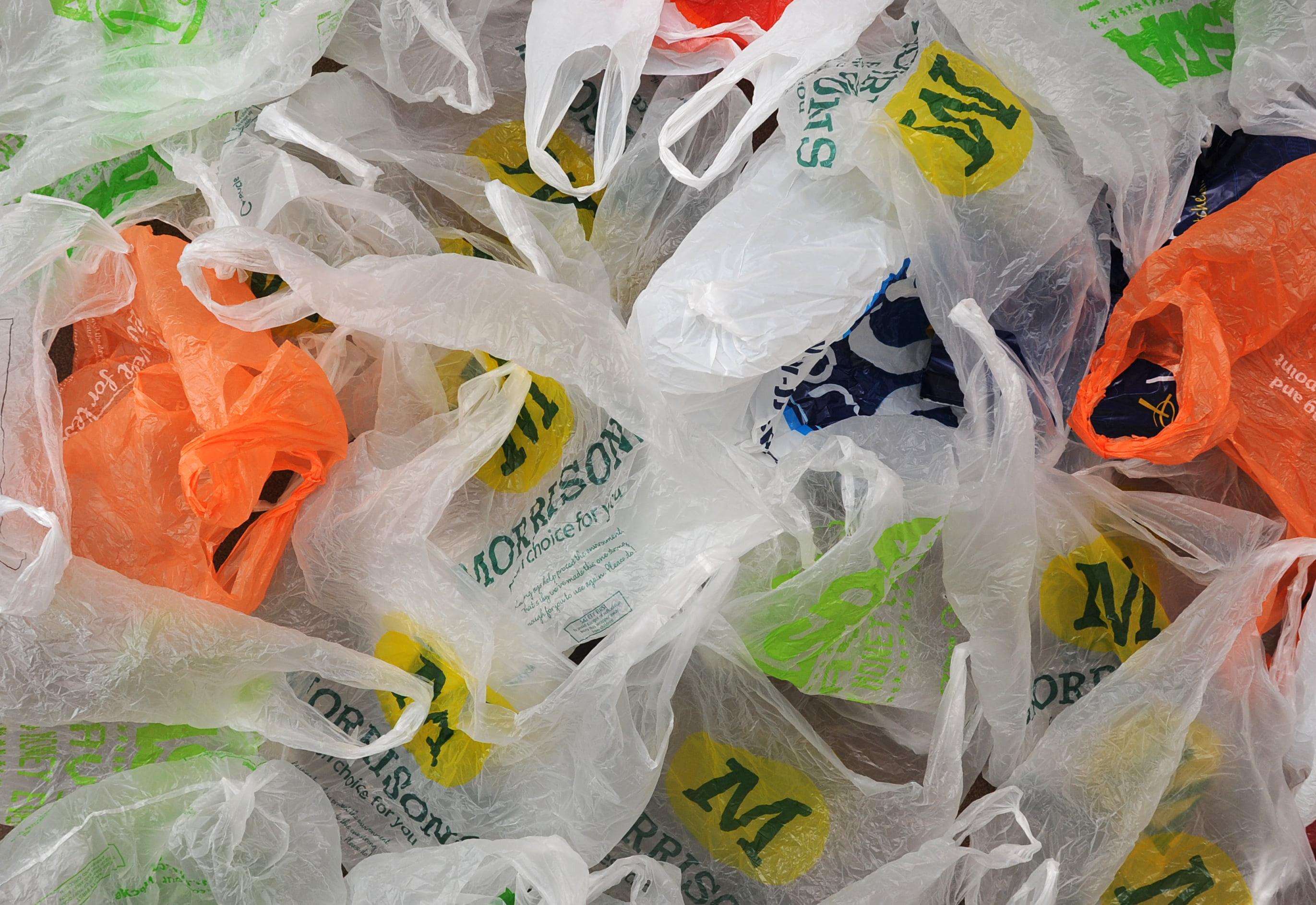 Внимание! Никогда не выкидывайте пластиковые пакеты!