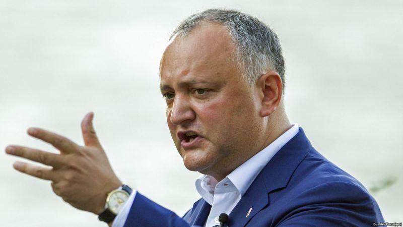 Эксперт о конфликте Додона с Россией: Необходимость казаться «пророссийским» отпала